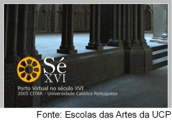 Escola das Artes da Universidade Católica recria a Sé do Porto em 3D
