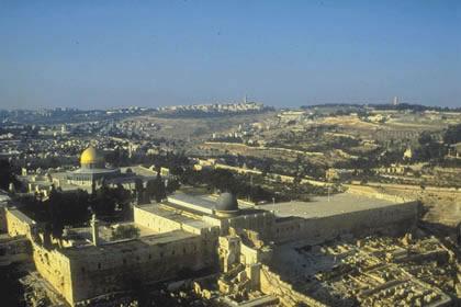 Governo israelita chamado a suspender obras em Jerusalém