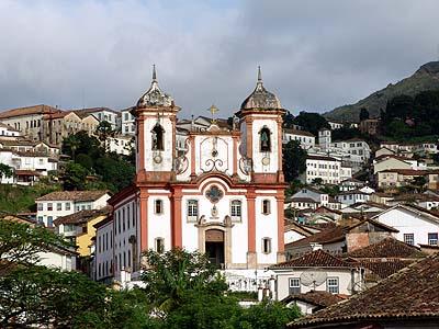 O Interesse dos Media nas Questões do Património Mundial - Incêndio em Ouro Preto assusta mas não deixa feridos