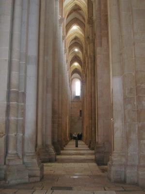Conferência, 22 de Novembro «O Processo de Inscrição do Mosteiro de Santa Maria de Alcobaça na lista do Património da Humanidade», por Filomena Leonardo